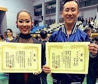 【競技ダンス部】第64回全日本学生競技ダンス選手権大会サンバの部で本間・安田組が5位入賞!
