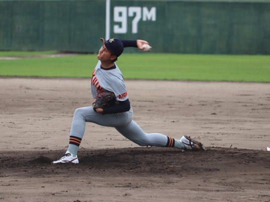 【硬式野球部】秋季リーグ戦 第1週 対中京大学 2日目