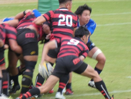 【ラグビー部】名古屋学院大学戦結果(20'東海リーグ戦結果:11月1日)