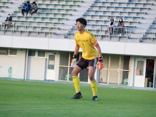 【サッカー部】2020年度東海学生サッカーリーグ戦結果 4年生コメント①