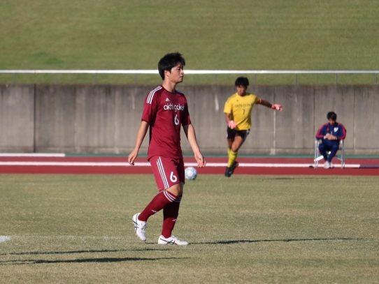 【サッカー部】2020年度東海学生サッカーリーグ戦結果 4年生コメント②