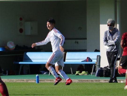 【サッカー部】2020年度東海学生サッカーリーグ戦結果 4年生コメント⑥