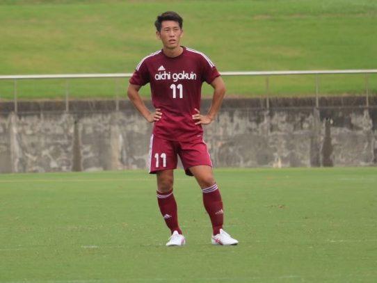 【サッカー部】2020年度東海学生サッカーリーグ戦結果 4年生コメント⑦