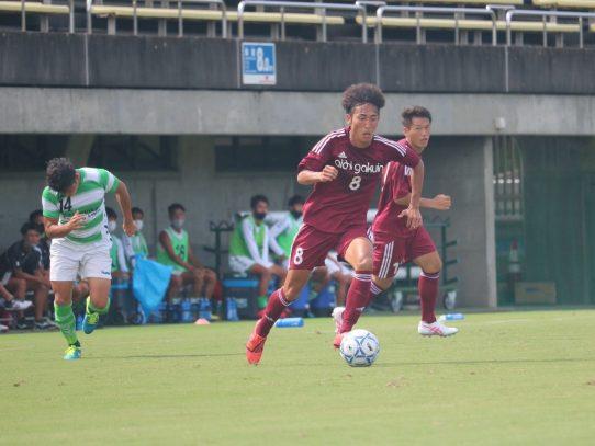 【サッカー部】2020年度東海学生サッカーリーグ戦結果 4年生コメント⑨