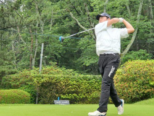 【ゴルフ部】中部学生ゴルフ春季大学対抗戦 最終日