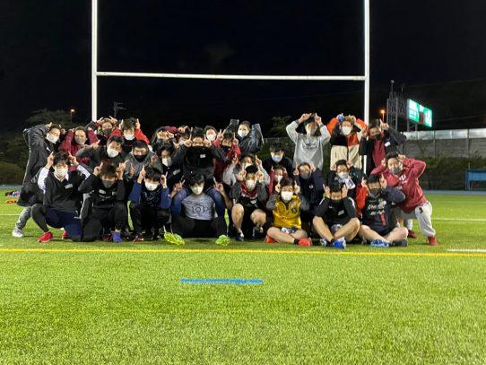 【アメリカンフットボール部】フラッグフットボール体験会を開催しました!