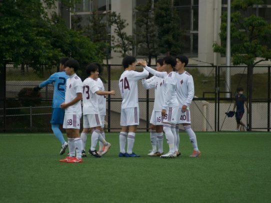 【サッカー部】2021年度 Independence League東海 リーグA 第4節 vs名古屋大学