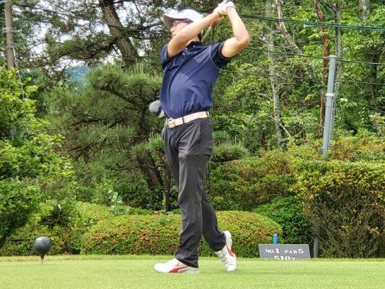 【ゴルフ部】中部学生ゴルフ春季1部・2部大学対抗戦