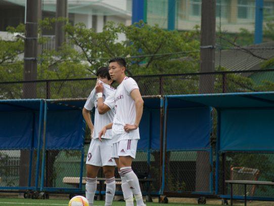 【サッカー部】2021年度東海学生サッカートーナメント2回戦 vs名古屋産業大学