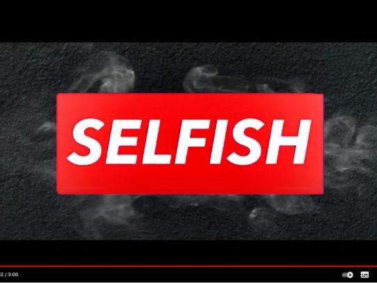 【SELFISH】SELFISH×映像クリエイター宇利淳希さんによるコラボレーション動画公開!