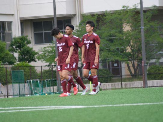 【サッカー部】2021年度東海学生サッカートーナメント1回戦 vs浜松医科大学