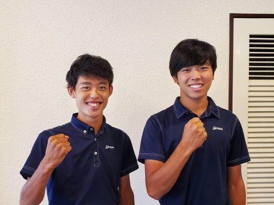 【ゴルフ部】日本学生ゴルフ選手権競技 出場選手コメント