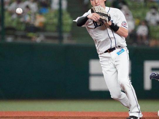 本学出身の侍ジャパン源田壮亮選手が東京五輪で金メダルを獲得しました!