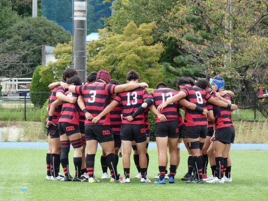 【ラグビー部】東海学生ラグビーリーグ第1戦試合結果